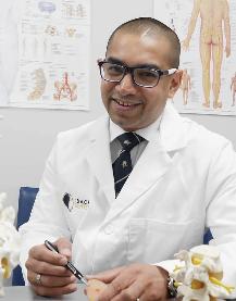 The Avenue Hospital specialist Reza Rahim