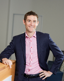 Cairns Private Hospital specialist Luke Conway
