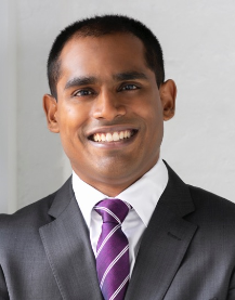 Strathfield Private Hospital specialist Sudarshan Paramsothy
