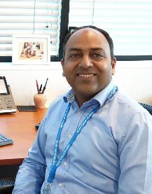 John Flynn Private Hospital specialist Sanjeev Gupta