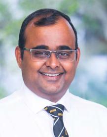 Greenslopes Private Hospital specialist Raj Krishnan