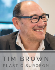 Waverley Private Hospital specialist Tim Brown