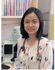 Peninsula Private Hospital specialist Kay Htun