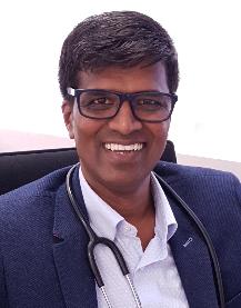 Caboolture Private Hospital specialist Vishnu Sannarangappa