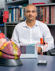 Cairns Private Hospital specialist Ram Saireddy