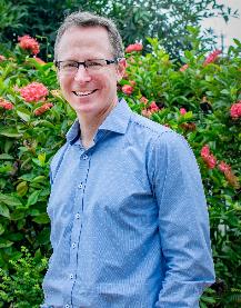 Cairns Private Hospital specialist Kieran Dauber