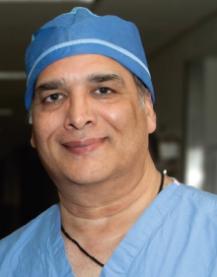 Noosa Hospital specialist Ramesh Tripathi