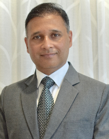 St Andrew's Ipswich Private Hospital specialist Amit Sharma