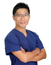 Strathfield Private Hospital specialist Titus Kwok