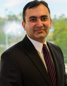 Westmead Private Hospital specialist Jay Thakkar