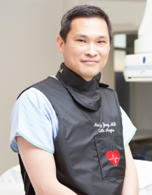 Strathfield Private Hospital specialist Andy Yong