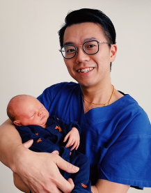 St George Private Hospital specialist Kevin Pui Ru Koh