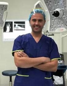 Masada Private Hospital specialist Omar Baarini