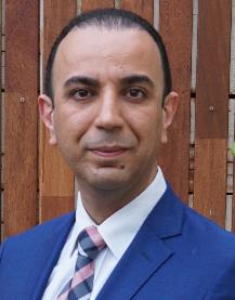 Peninsula Private Hospital specialist Alireza (Ali) Fallah