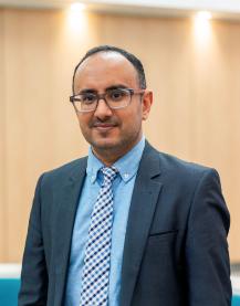 St George Private Hospital specialist Nayef Alzahrani