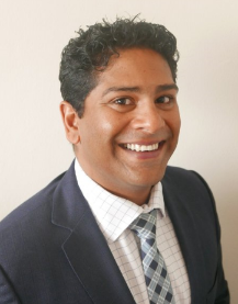 Westmead Private Hospital specialist Deepak Cheriachan