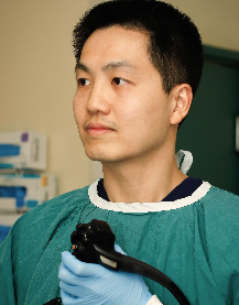 Waverley Private Hospital specialist Bernard Chin