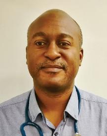 North West Private Hospital specialist Didier Tshamala