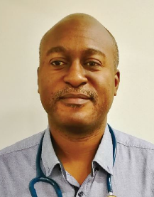 North West Private Hospital specialist Didier Tshamala