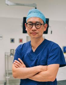 Hollywood Private Hospital specialist Jonathan Foo