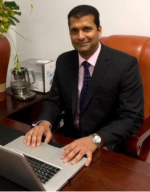 New Farm Clinic specialist Syed Alam