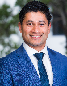North West Private Hospital specialist Nigel Pinto