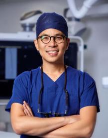 Warringal Private Hospital specialist David Goh