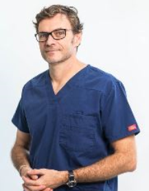 Cairns Private Hospital specialist Hal Hancock
