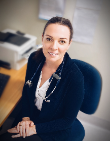 Cairns Private Hospital specialist Emma Ingram