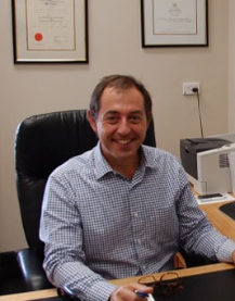 Glengarry Private Hospital specialist Luca Crostella