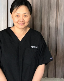Glengarry Private Hospital specialist Magdalen Foo
