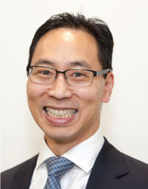 Waverley Private Hospital specialist Peter Wong