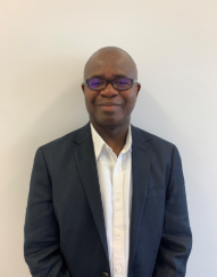 New Farm Clinic specialist Babatunde Olarinde