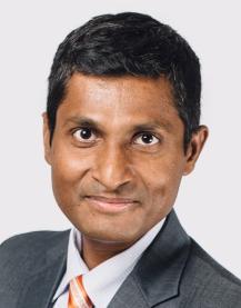 Peel Health Campus specialist Ashok Shah