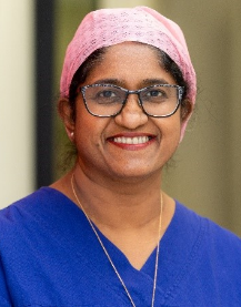 Hollywood Private Hospital, Peel Health Campus specialist Bindu Kunjuraman