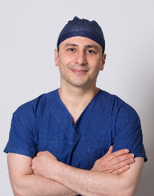 Warringal Private Hospital specialist Saeed Asadollahi