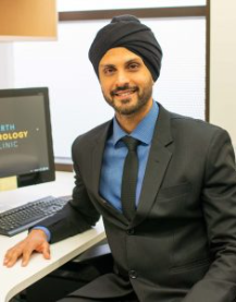 Hollywood Private Hospital specialist Manmeet (Manny) Saluja