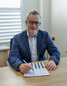 St Andrew's Ipswich Private Hospital specialist Mark Cornwell