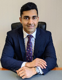 St Andrew's Ipswich Private Hospital specialist Praveen Vijaysegaran