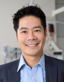 Mitcham Private Hospital specialist Paul Leong