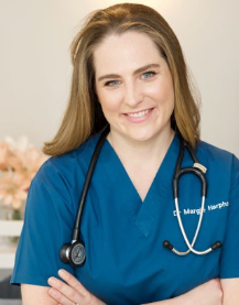 North Shore Private Hospital specialist MARGIE HARPHAM