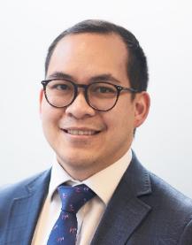Waverley Private Hospital specialist Edward Nguyen