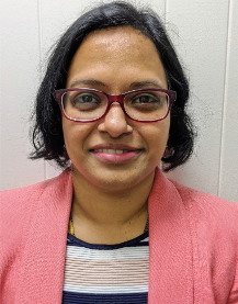 St Andrew's Ipswich Private Hospital specialist Muthulakshmi Narasimhan