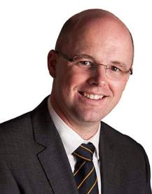 Greenslopes Private Hospital specialist David Ramsay