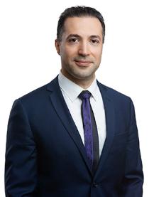 Peninsula Private Hospital specialist Saam Tourani