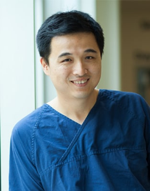 North West Private Hospital specialist Tom Zhou