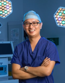 Wollongong Private Hospital specialist Steven Yun