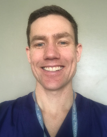 Wollongong Private Hospital specialist Daniel Cox