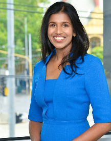 Frances Perry House specialist Iniyaval Thevathasan