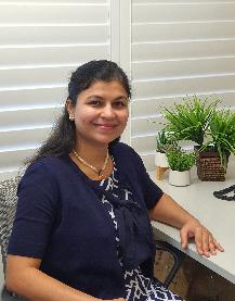 Hillcrest Rockhampton Private Hospital specialist Amita Roy